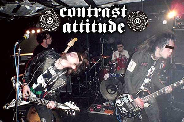 CONTRAST ATTITUDE