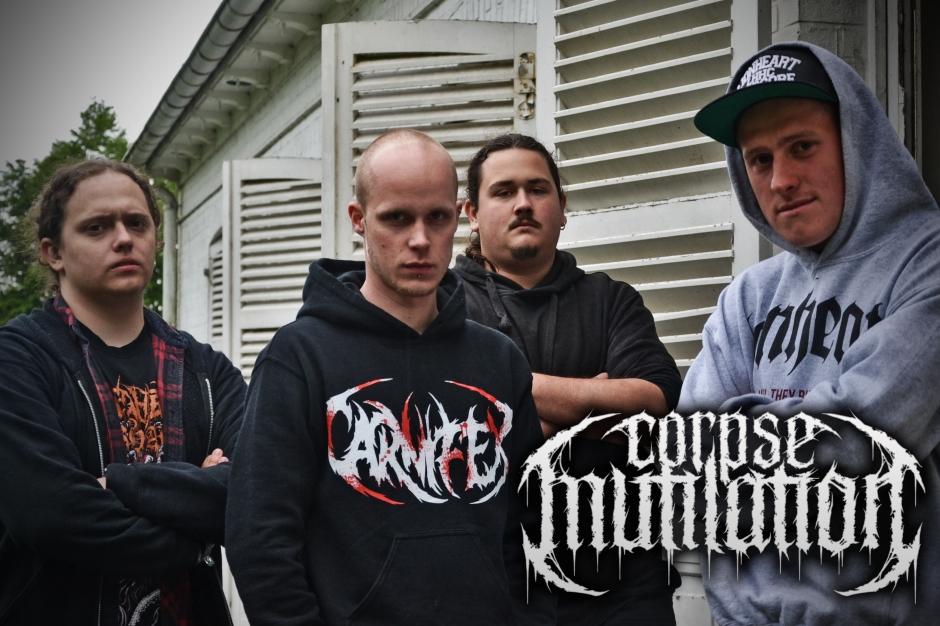 CORPSE MUTILATION