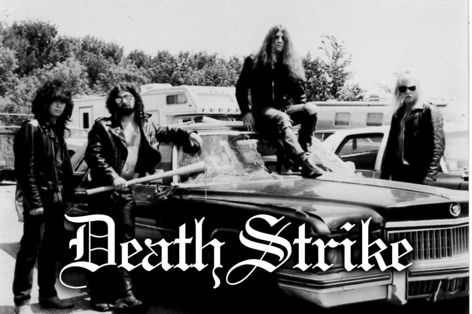 DEATH STRIKE