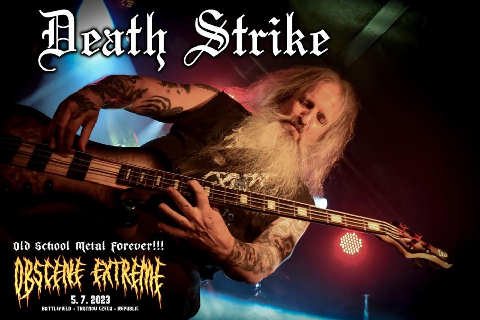 DEATH STRIKE