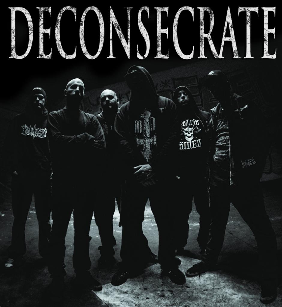 DECONSECRATE