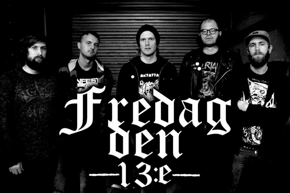 FREDAG DEN 13:E