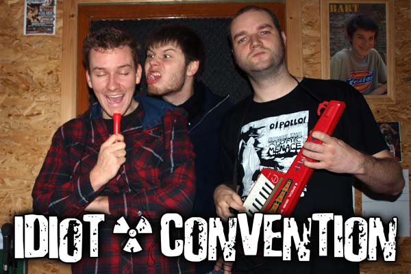 IDIOT CONVENTION