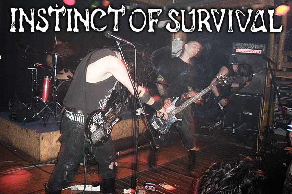INSTINCT OF SURVIVAL