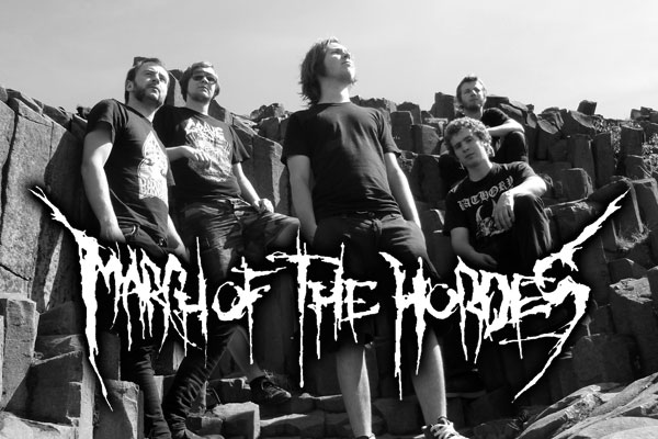 MARCH OF THE HORDES