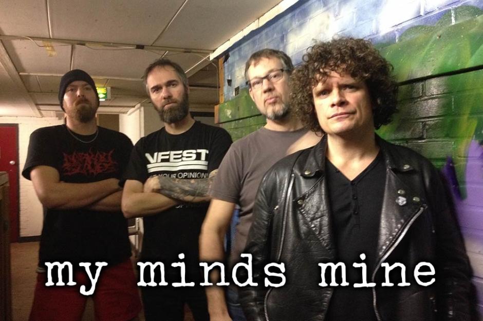 MY MINDS MINE