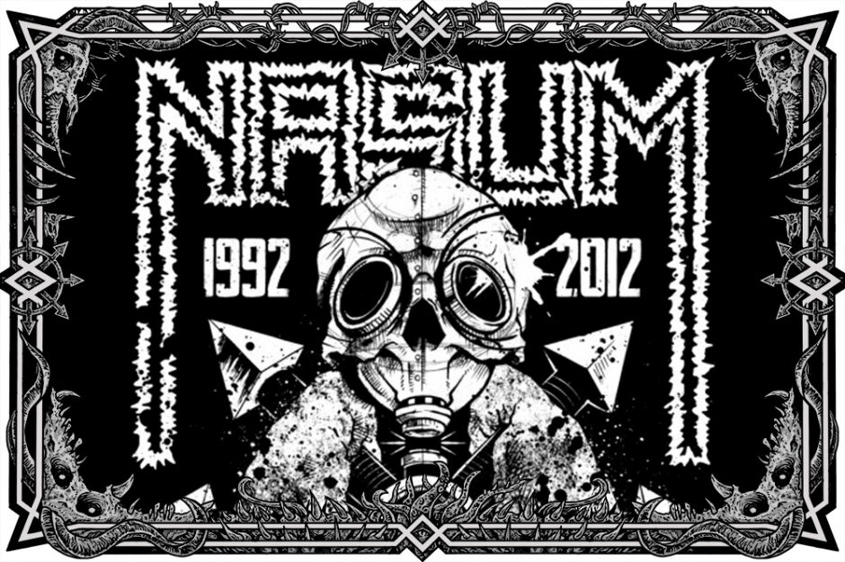 NASUM - BLASTING SHIT TO BITS - THE FINAL SHOW