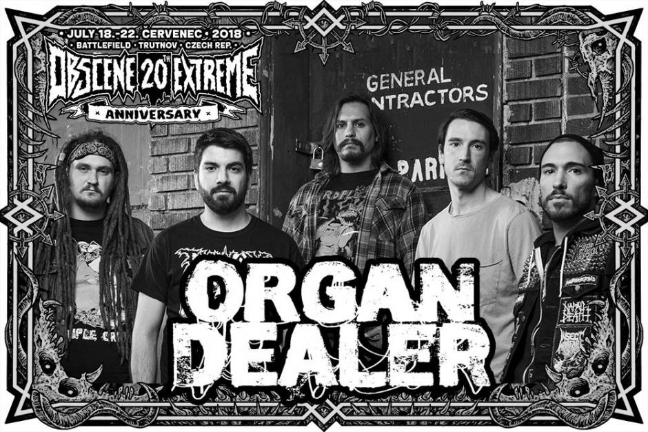 ORGAN DEALER 2ND SHOW