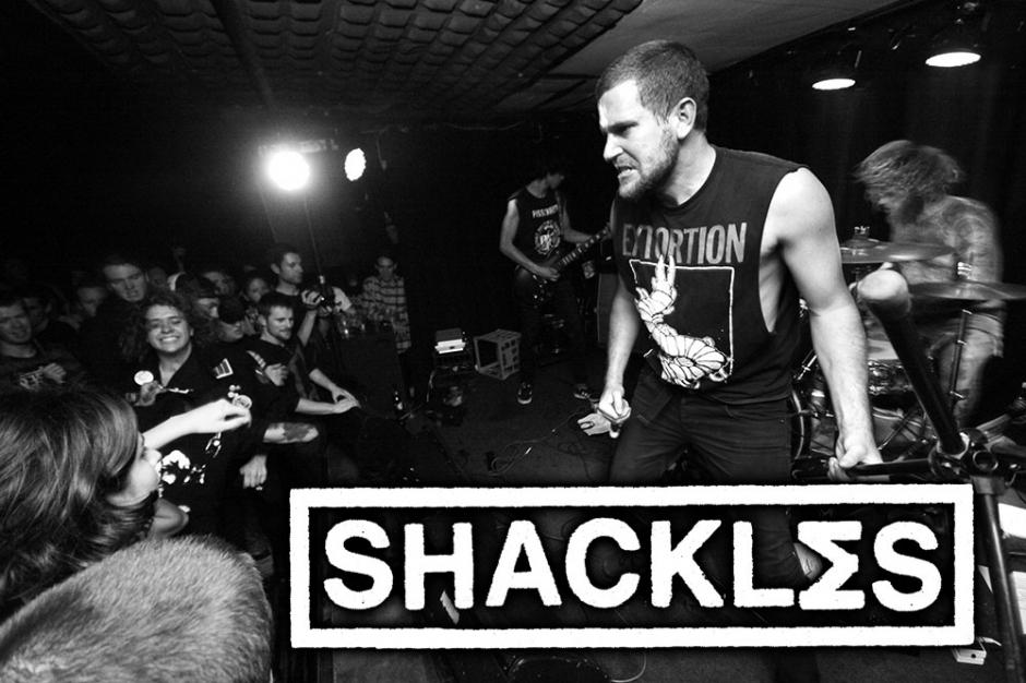 SHACKLΣS 2ND SHOW