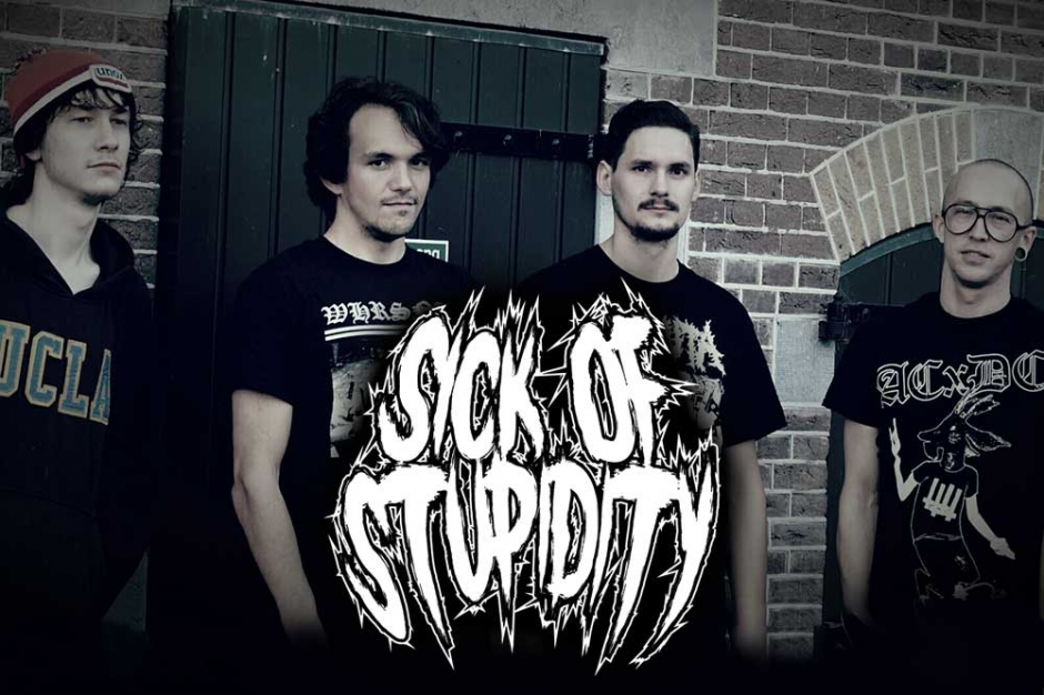 SICK OF STUPIDITY