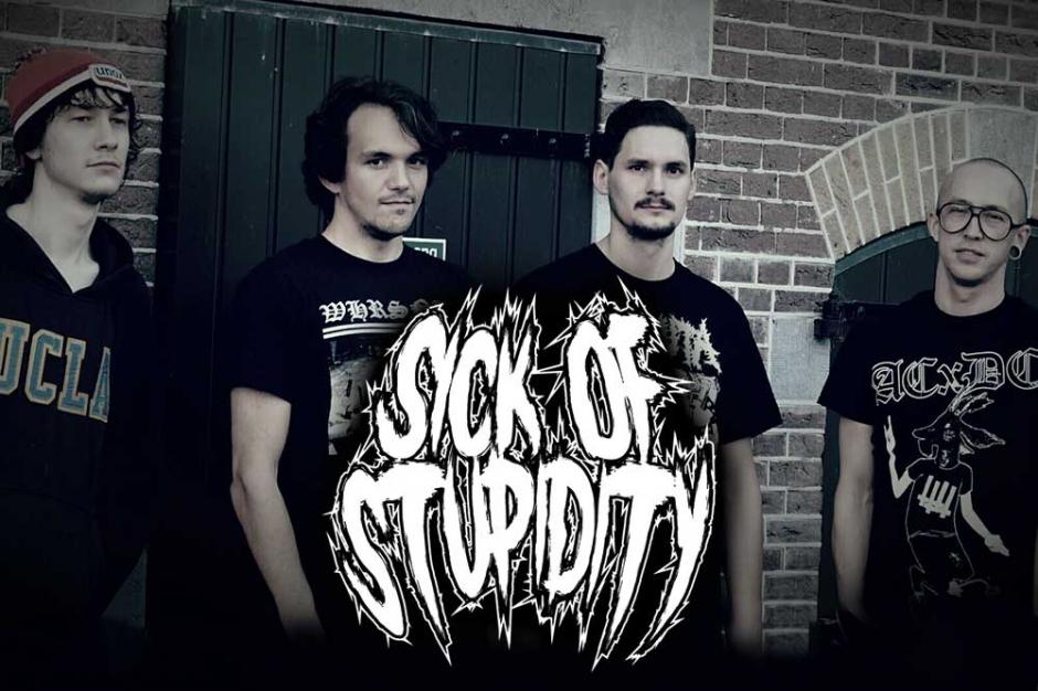 SICK OF STUPIDITY