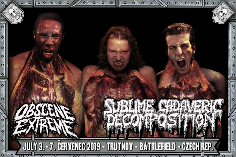 SUBLIME CADAVERIC DECOMPOSITION