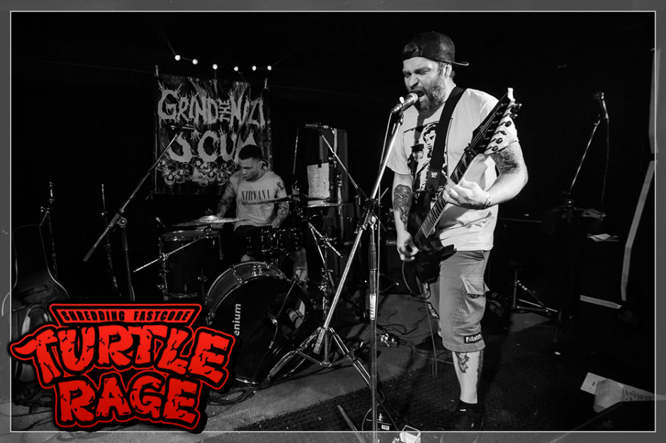 TURTLE RAGE